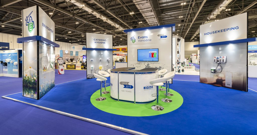 The Importance Of Graphics In Your Exhibition Stand Set-Up