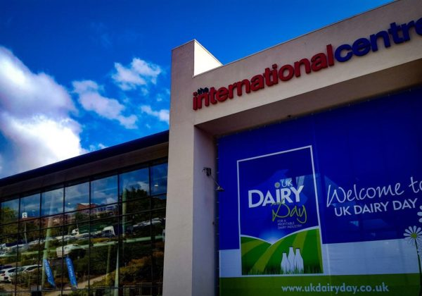 UK Dairy Day Telford International Centre