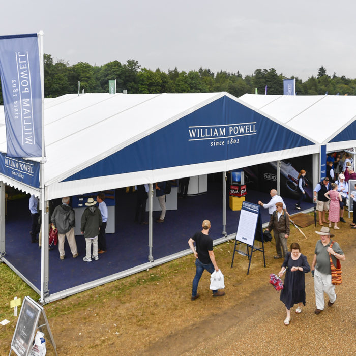 Outdoor Exhibition Marquee