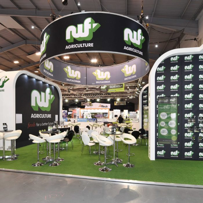 Exhibition stand design for NWF