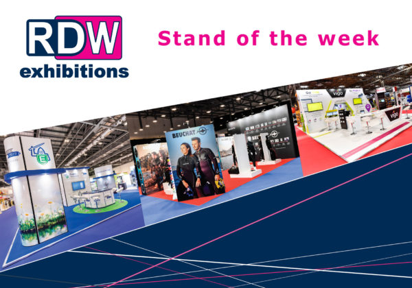 RDW Exhibitions' Stand of the Week