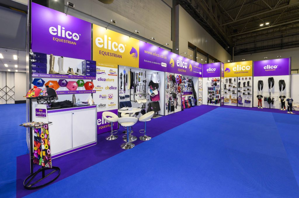 Our exhibition stands at BETA 2020
