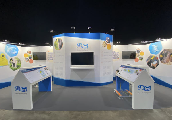 Exhibition Stand Designers For NAEC Stoneleigh, Warwickshire