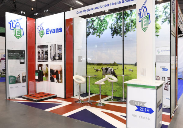 Exhibition Stand Contractors For Telford International Centre (TIC)