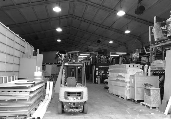 Storage For Exhibition Materials | Complete Exhibition Solutions